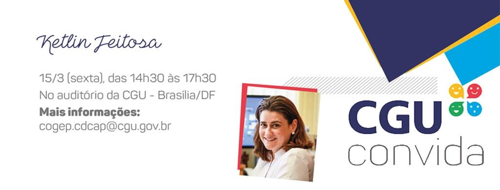 Sustentabilidade na Gestão Pública é o tema da palestra desta sexta, 15 de março