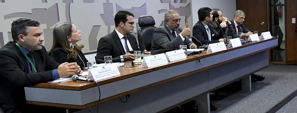 Para Marques, reforma da Previdência vai agravar a crise econômica e fiscal do país