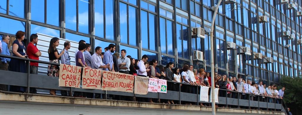 Movimento contra nomeação de Serraglio começa hoje e não tem data para acabar, afirma Sindicato