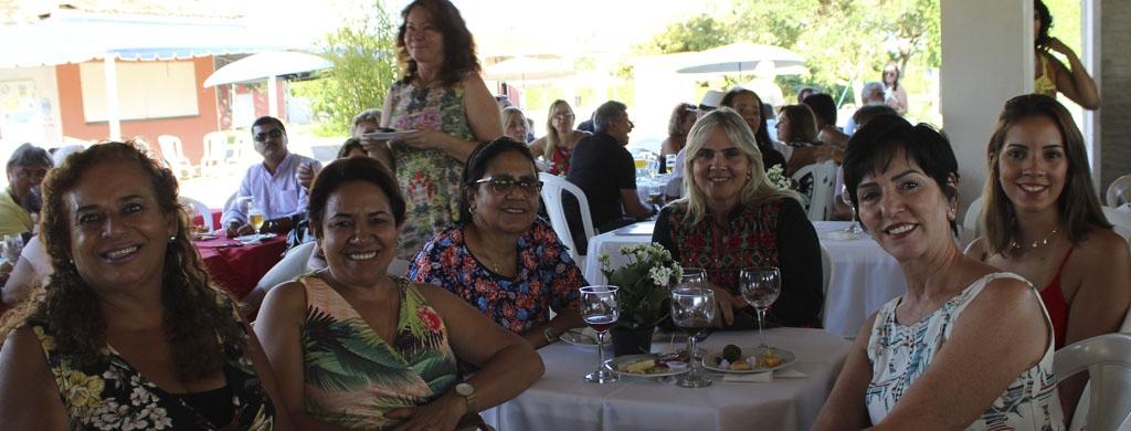 Em Brasília, Unacon Sindical comemorou o Dia Nacional dos Aposentados no clube da Assefaz