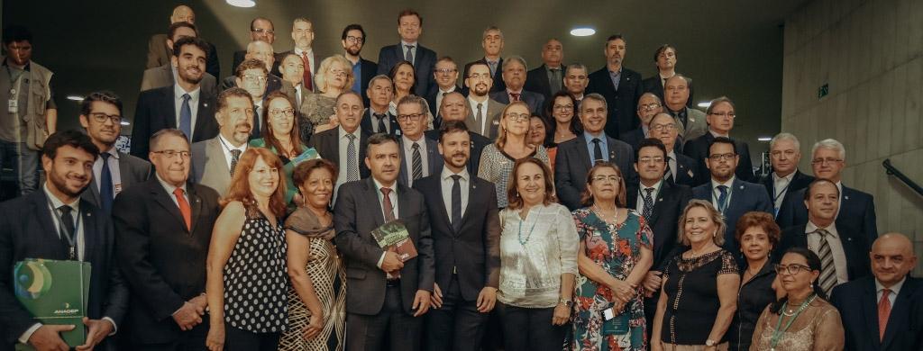 Fonacate protocola 10 emendas à PEC 6 de 2019 nesta terça-feira, 28 de maio