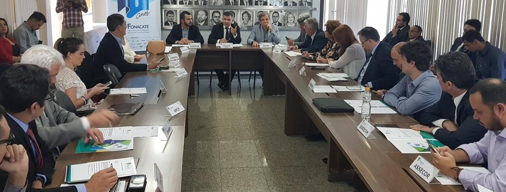 Entidades se preparam para a Reforma Administrativa e as Eleições 2018