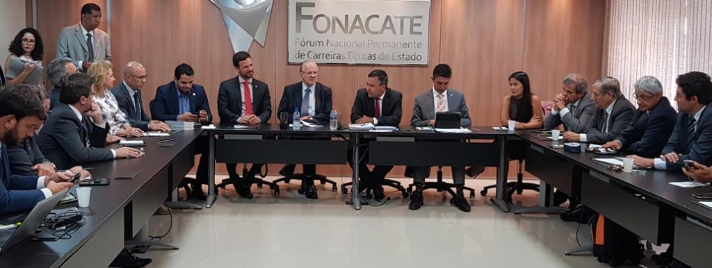 PEC 6/2019: Fonacate define estratégias de atuação