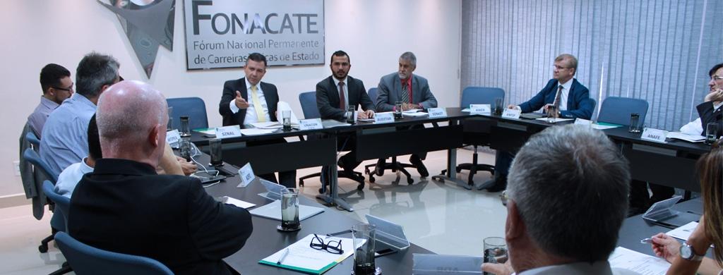 Entidades debatem ações para o primeiro semestre