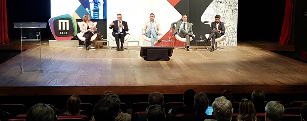 Unacon Sindical participa do debate promovido pelo Metrópoles