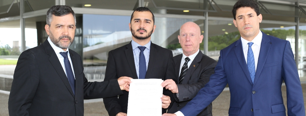Fonacate protocola denúncia contra Carlos Marun na Comissão de Ética