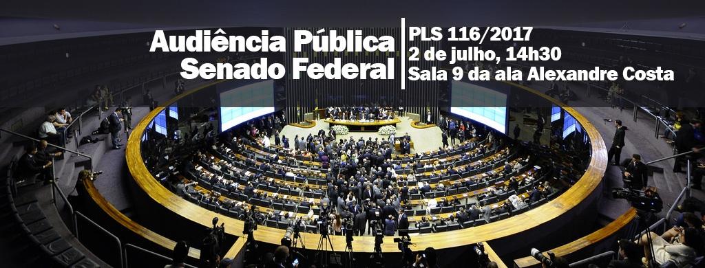 Fonacate debate demissão de servidores nesta terça-feira, 2 de julho, na CAS do Senado