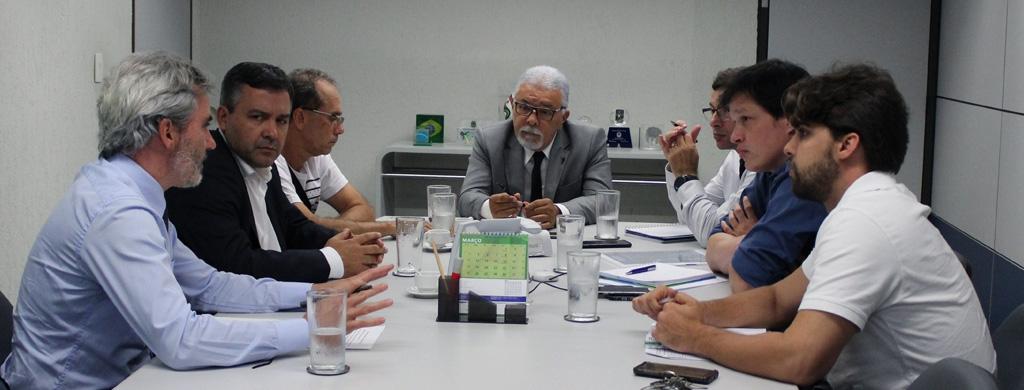 Unacon Sindical se reúne com o subsecretário de Assuntos Institucionais da STN