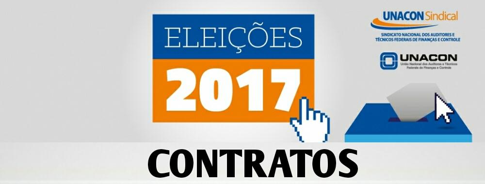 CEN disponibiliza cópia dos contratos firmados para realização do processo eleitoral e relatório final de auditoria