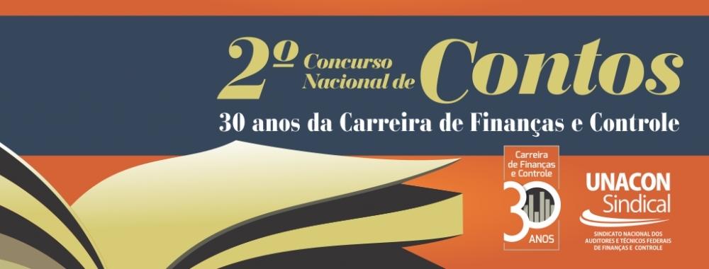 Inscrições no II Concurso Nacional de Contos podem ser enviadas até o dia 30