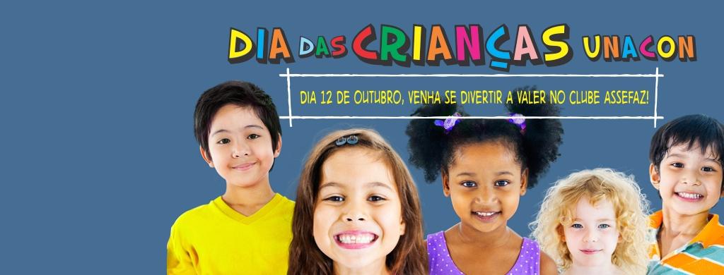 Unacon promove evento em comemoração ao Dia das Crianças