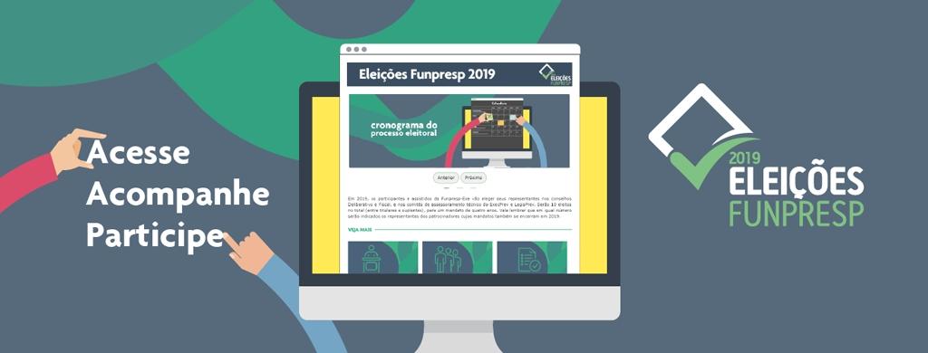Eleições Funpresp: prazo para inscrições de chapas vai até 1º de novembro