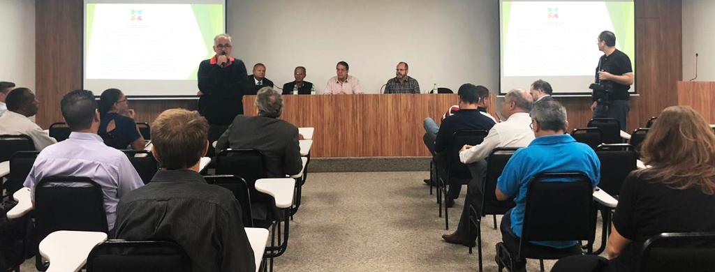 Unacon/RS integra Frente Gaúcha em defesa da Previdência Social