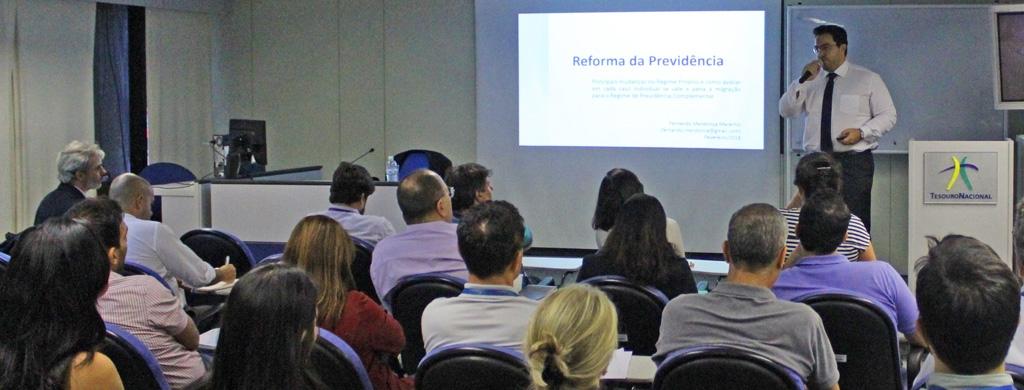 Sindicato promove palestra sobre a migração para Previdência Complementar na STN