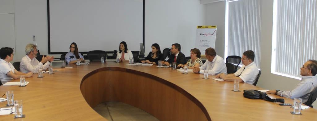 Sindicato realiza primeira reunião de 2018 com o escritório