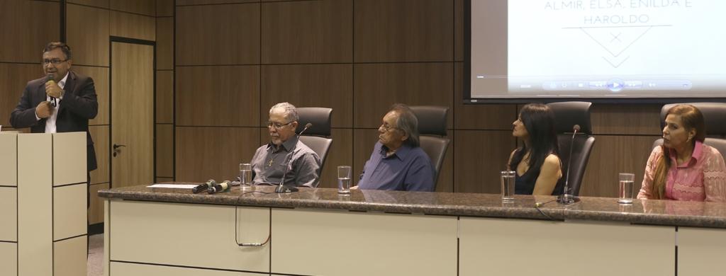 Unacon Sindical presta homenagem a servidores aposentados em evento promovido pela SFC