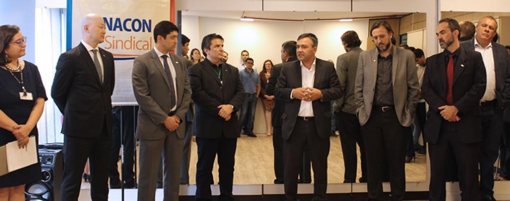 Unacon participa da inauguração do Espaço do Servidor na CGU