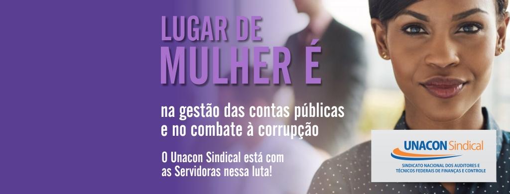 Unacon Sindical lança campanha de empoderamento feminino no Dia Internacional da Mulher