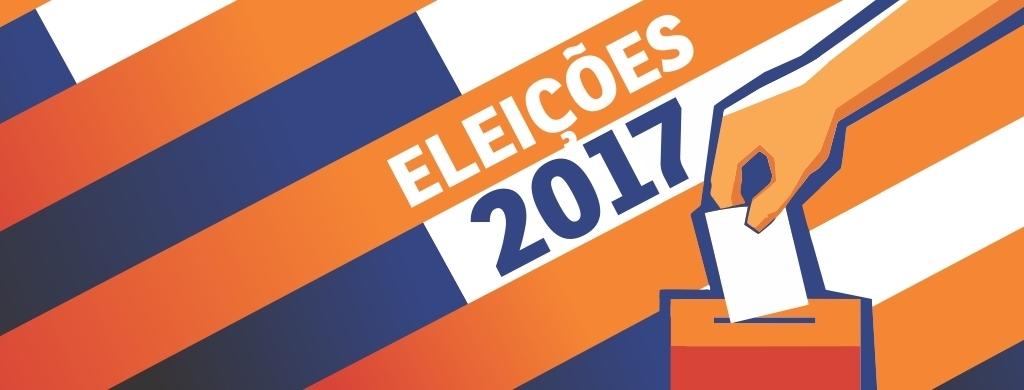 Comissão Eleitoral divulga relação de candidaturas e abre prazo para impugnações