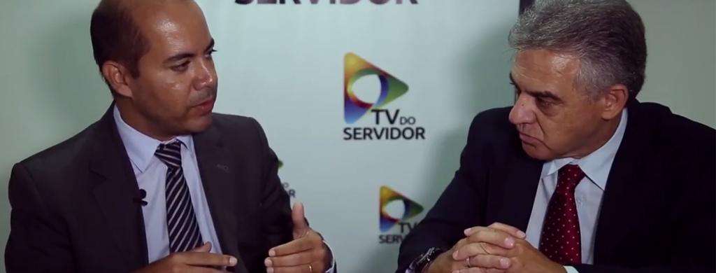 Em entrevista à TV do Servidor, Filipe Leão destaca principais demandas da carreira