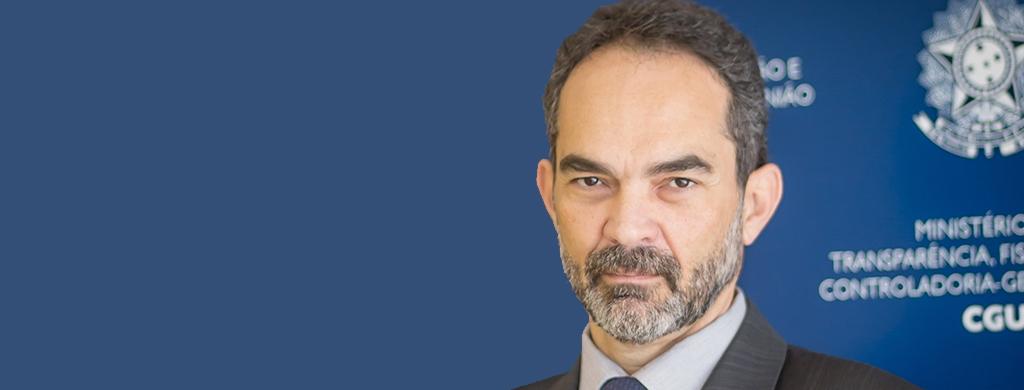 José Marcelo Castro de Carvalho é efetivado no cargo de secretário-executivo da CGU