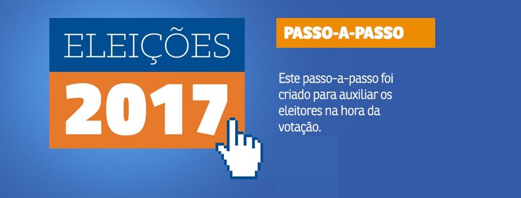 Votação do dia 23 de novembro será realizada das 8h às 18h e terá até sete etapas