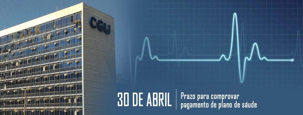 Servidores terão até 30 de abril para comprovar pagamento de plano de saúde