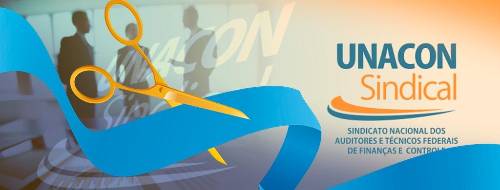 Reinauguração da sede do Unacon Sindical será realizada no dia 22 de fevereiro