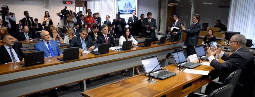 CPI da Previdência é instalada no Senado; Paulo Paim é eleito presidente