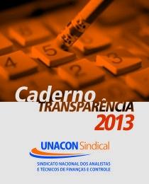 Caderno Transparência 2013