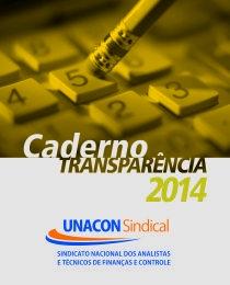 Caderno Transparência 2014
