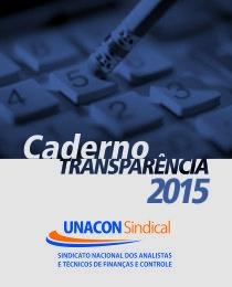 Caderno Transparência 2015