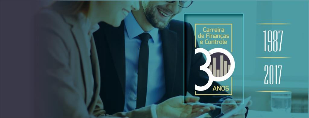 Carreira de Finanças e Controle completa 30 anos neste domingo, 23