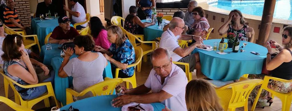 Tradicional encontro re�ne servidores da extinta Ciset/MEC em Bras�lia