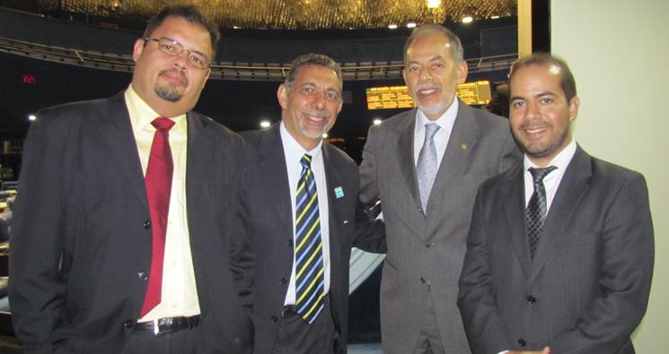 Articulação PEC 45/2009