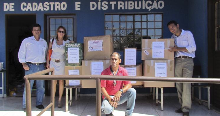 Campanha doação de agasalhos Arraiá Bom Dimais_2