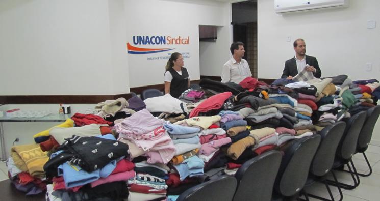 Campanha doação de agasalhos Arraiá Bom Dimais_3
