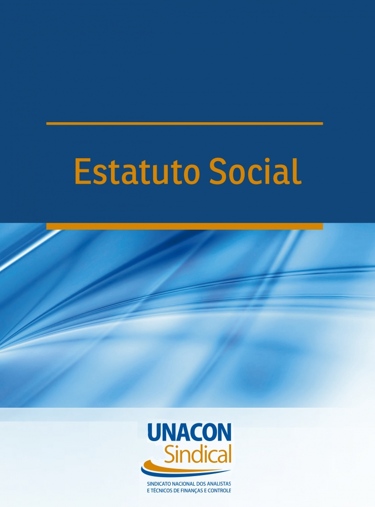 Estatuto Social Unacon Sindical