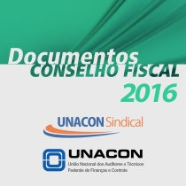 Documentos do Conselho Fiscal 2016