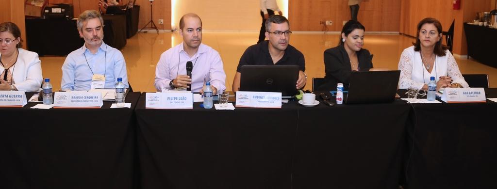 Filipe Leão é eleito presidente do Conselho de Delegados Sindicais