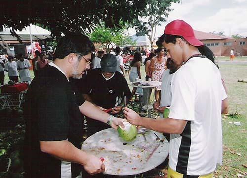 Confraternização 2003