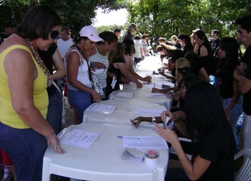 Confraternização 2008