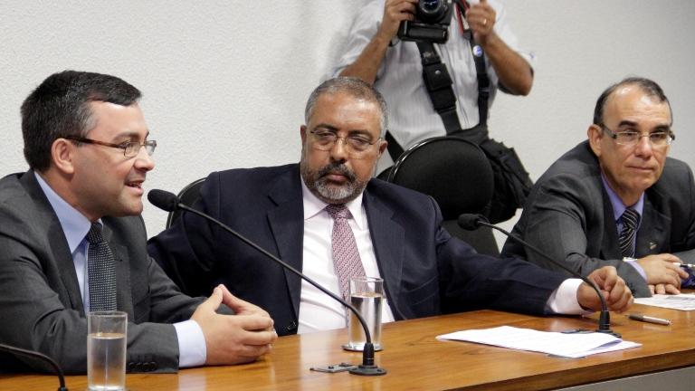 Congresso - Fonacate e Paulo Paim