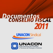 Documentos do Conselho Fiscal 2011
