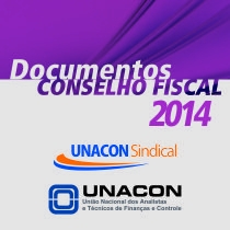 Documentos do Conselho Fiscal 2014
