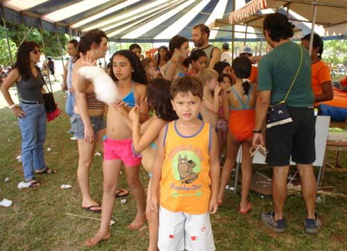 Dia das Crianças 2005