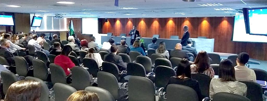 Unacon Sindical participou do encontro de dirigentes da CGU nesta segunda, 19