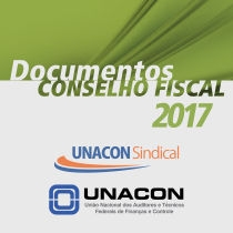 Documentos do Conselho Fiscal 2017