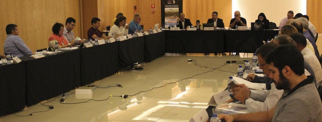Reforço da presença no Congresso Nacional pauta reunião do colegiado