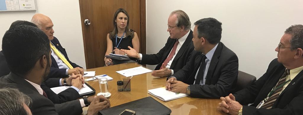 Fonacate cobra amplo debate sobre projeto que trata da demissão de servidores públicos
